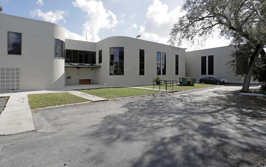 GOLDEN GLADES BUILDING – Former FBI Building