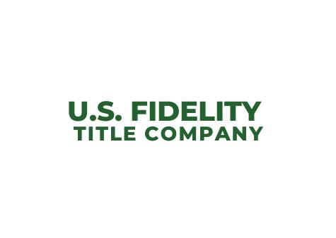 U.S. FIDELITY TITLE COMPANY
